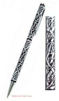 Celtic Dragons Ballpoint Pen & Gift Box, 130mm