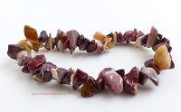 Mookaite Bracelet (Australian Jasper) Crystal Chips