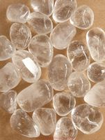 Quartz Crystal Tumbled Stones 20-25mm