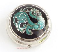 dragon celtic pictish pill box