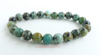 Turquoise (African) Bracelet Crystal Beads