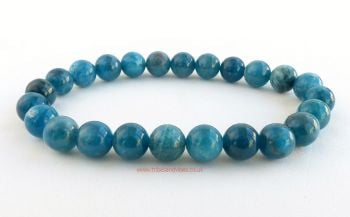 Apatite Bracelet Crystal Beads