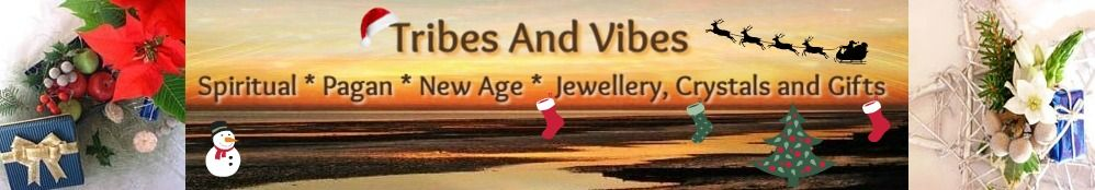 Tribes and Vibes Pagan Spiritual Celtic Jewellery Crystals Gifts