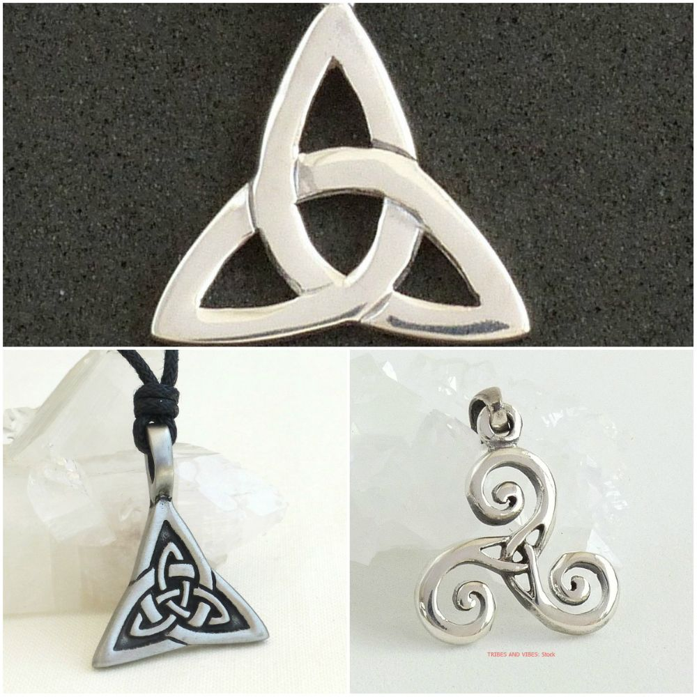 Triquetra, Triskele Jewellery & Gifts