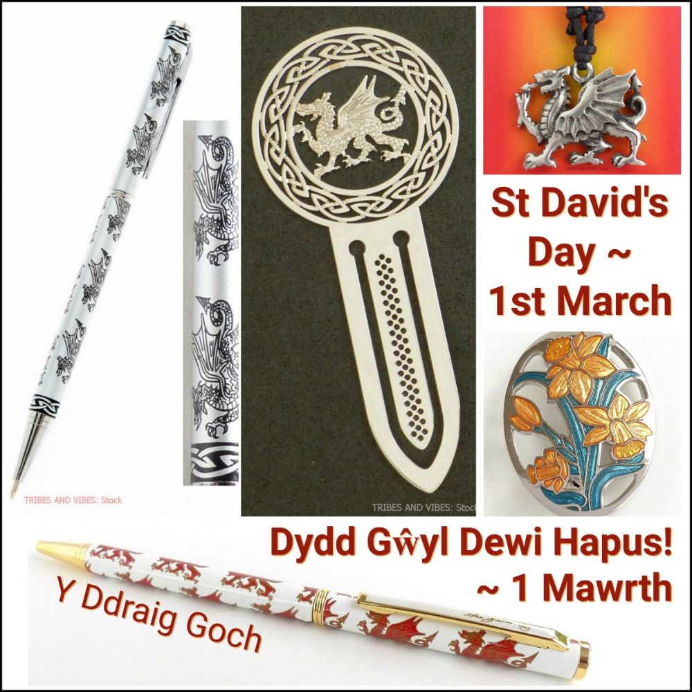 <!--002--> St David's Day 1 March 2020