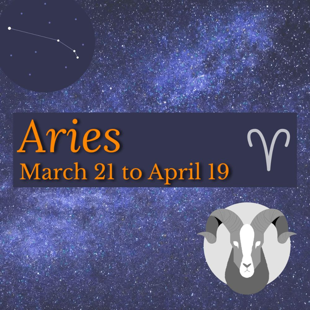 <!--004-->Aries: March 21 - April 19