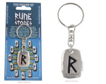 RAIDO Rune Keyring for Safe Journeys