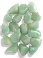 Aventurine (Light Pale Green) Crystal Tumbled Stones 20mm-25mm