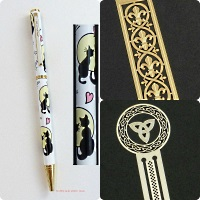 <!--14-->Bookmarks, Pens, Stationery &amp; Diaries
