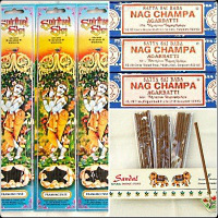 <!--15-->Incense, Home Fragrance & Oil