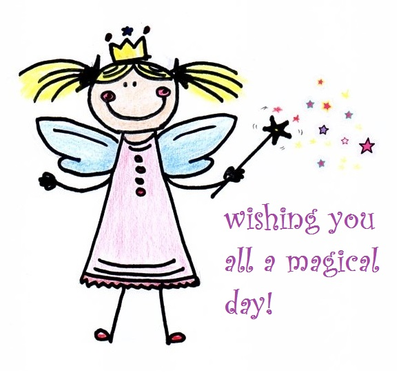 fairy wishing you a magical international fairy day