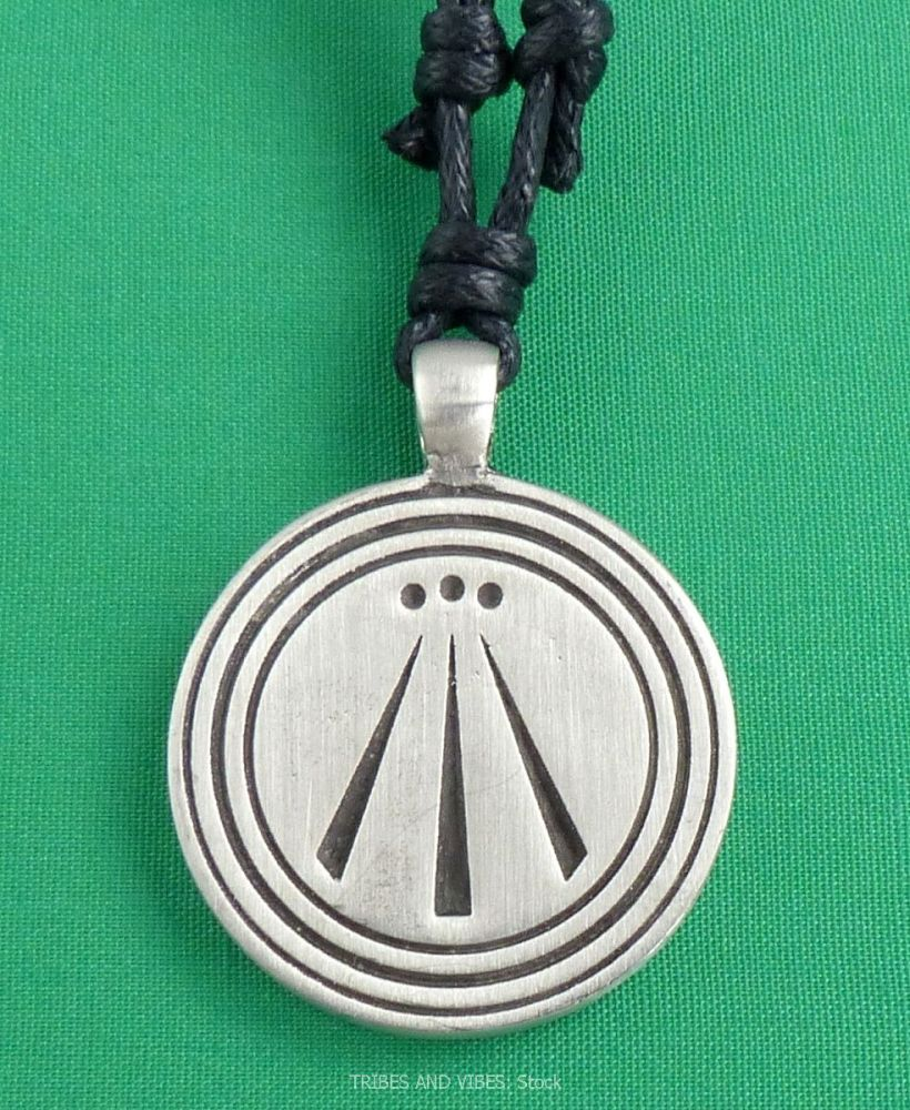 Druid AWEN Pendant Necklace (stock)