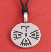 Thunderbird Protection Pendant Necklace