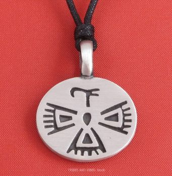Thunderbird Protection Pendant Necklace