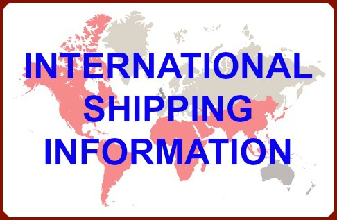 international overseas world shipping costs terms