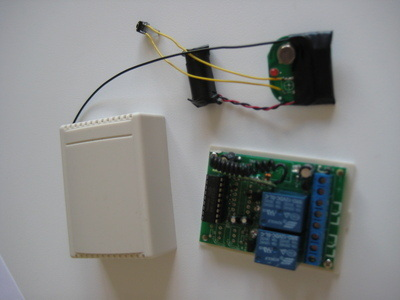 Wireless Horn Kit
