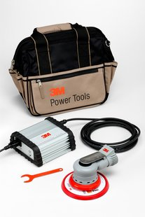 3M? Electric Random Orbital Sander Kit 28526