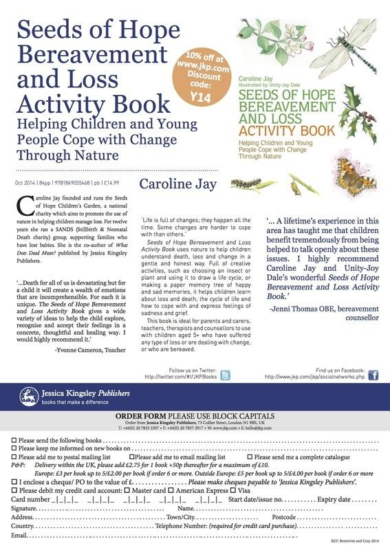 Activity Book flyer