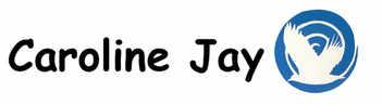 Caroline Jay, site logo.