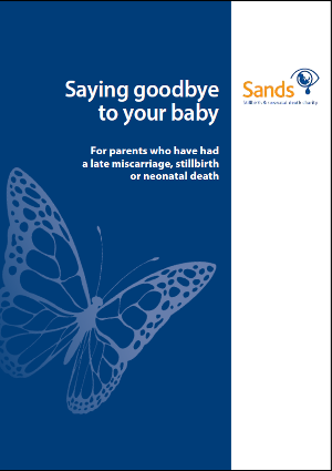 sands-saying goodbye to your baby