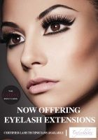 Poster - Eyelash Extension Advertising (A2 or A3 available)