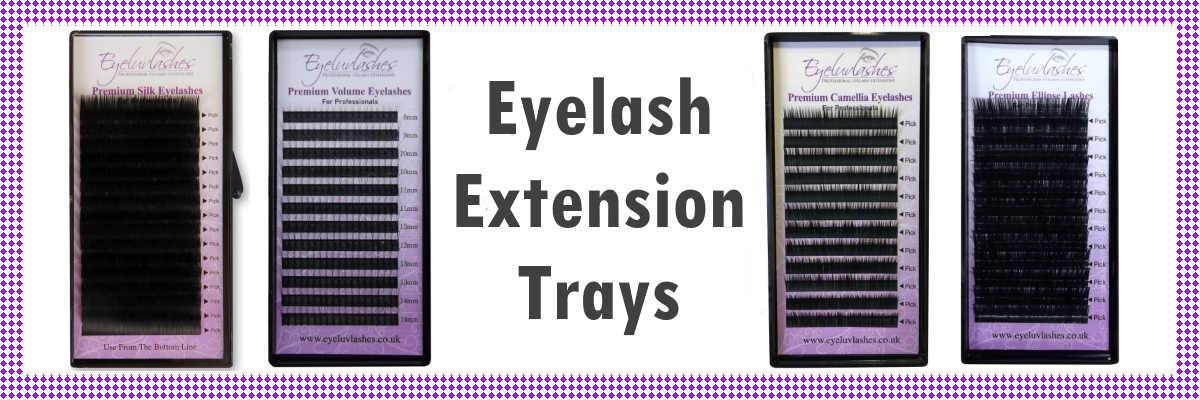 Eyelash Extension & Lash Lift Products from Eyeluvlashes