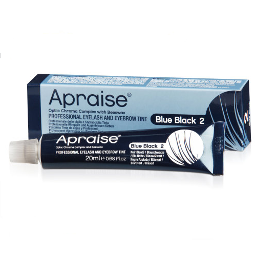Apraise Blue Black Eyelash and Eyebrow Tint - 20ml