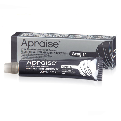 Apraise Grey Eyelash and Eyebrow Tint - 20ml