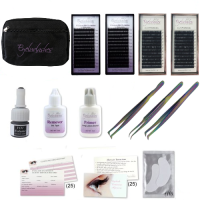Eyelash Extension Training Kit - VOLUME Kit