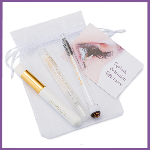 Eyelash Brow Aftercare Packs