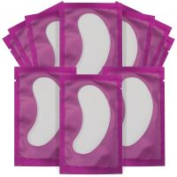 Slim Lint Free Under Eye Pads (Purple Packet) - PACK OF 100 - SALE PRICE