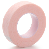 3M Micropore Tape - PINK - for eyelash extensions 1.25cm Width x 9m Length