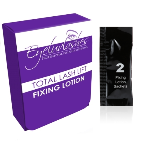 <!-- 00002 -->10 x Fixing Lotion Sachets (Total Lash Lift System) (Moisturi