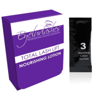 10 x Nourishing Lotion Sachets (Total Lash Lift System) (Moisturising Serum)