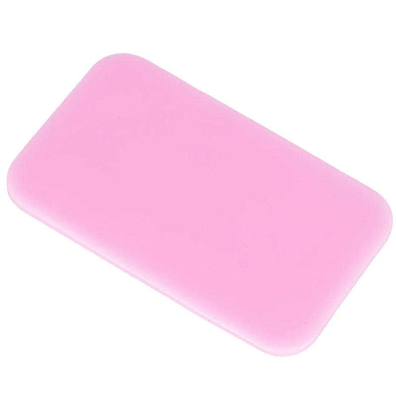 Silicone Eyelash Holder (Pink or Clear available)