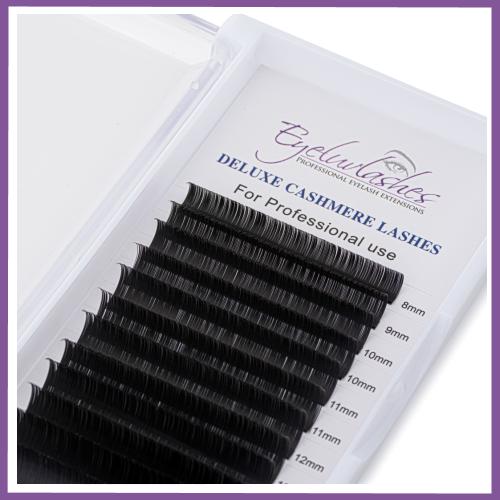 cashmere lashes split tip