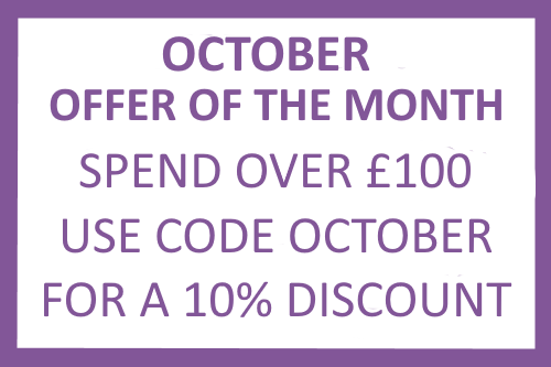 October Offer of the month eyelash trays