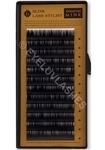 J Curl 0.25 Thickness / 13mm Length Blink Individual Eyelash Tray
