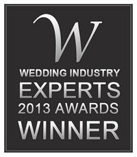 Wedding Ind Award Winner 2013