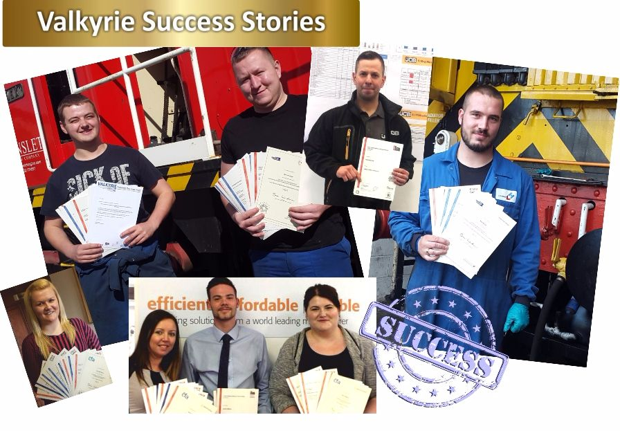Valkyrie Success Stories