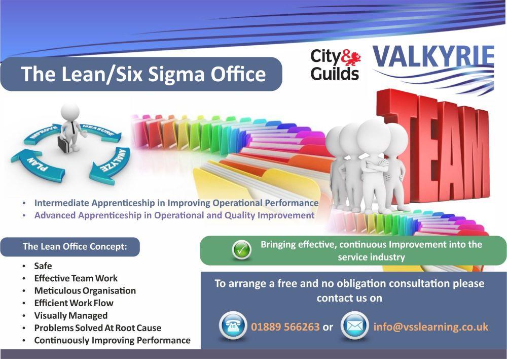 Six Sigma Ad