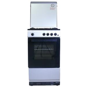 Statesman Legacy Silver 50LPG  LPG freestanding cooker