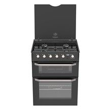 Spinflo Enigma black lpg cooker