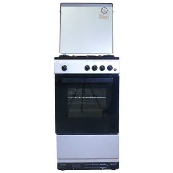 Statesman Legacy Free Standing LPG Cooker SILVER