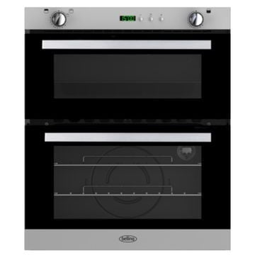 Belling BI702 LPG Oven including clock/timer