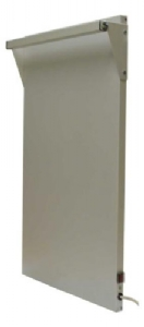 Super Slim Bathroom Panel Heater 240v 300 watt