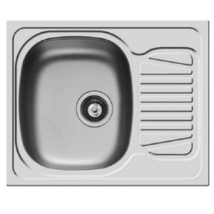 Sparta stainless steel compact sink