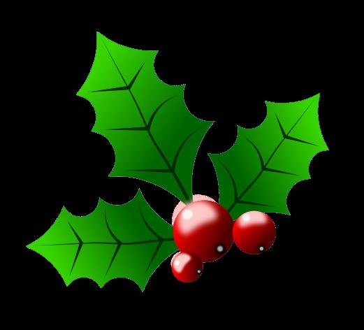 christmas-holly-clipart-holly3