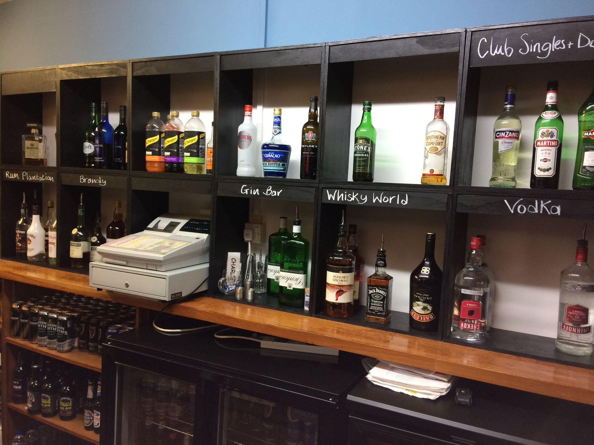 Facilities: Bar