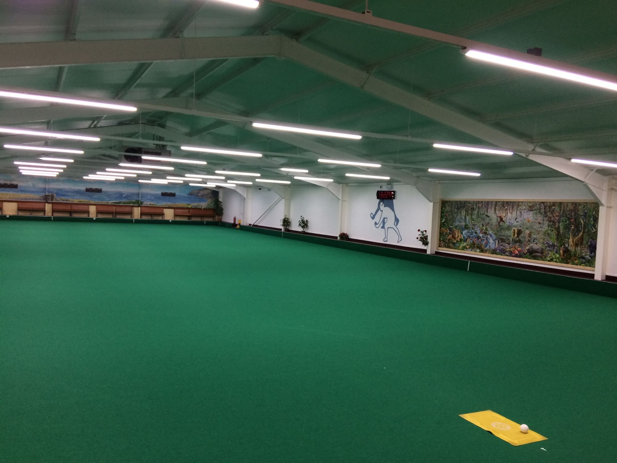 Facilities: Bowls Hall